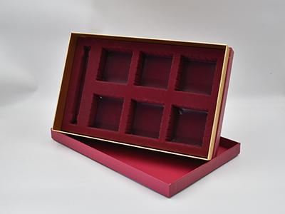 产品包装礼品盒细节图