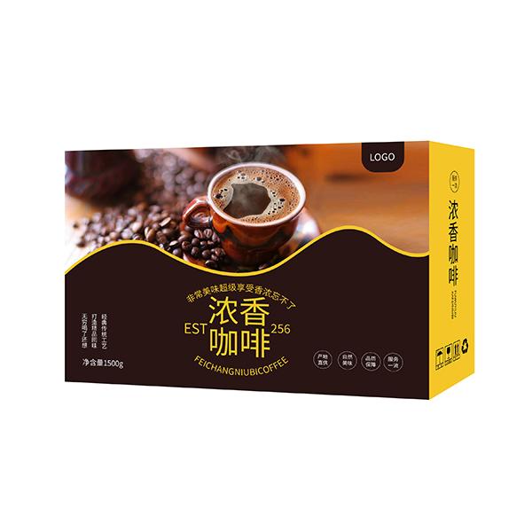 咖啡食品礼盒包装盒