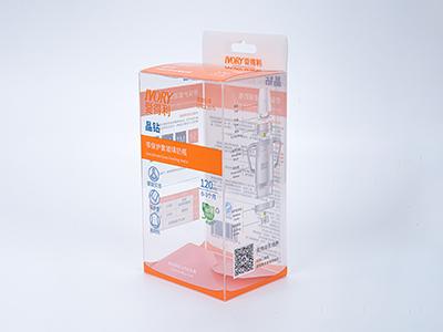 婴童产品包装胶盒细节图1