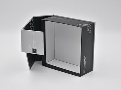 3C电子包装礼品盒细节图