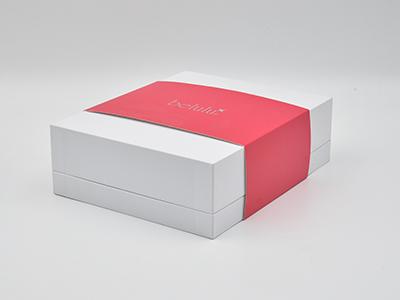 服饰产品包装礼品盒细节图