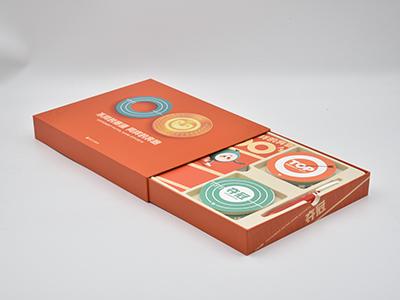 婴童产品包装礼品盒细节图