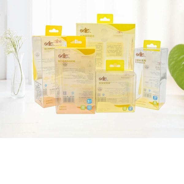 婴童透明包装盒