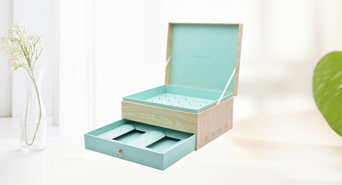 燕窝食品礼盒包装盒详情图