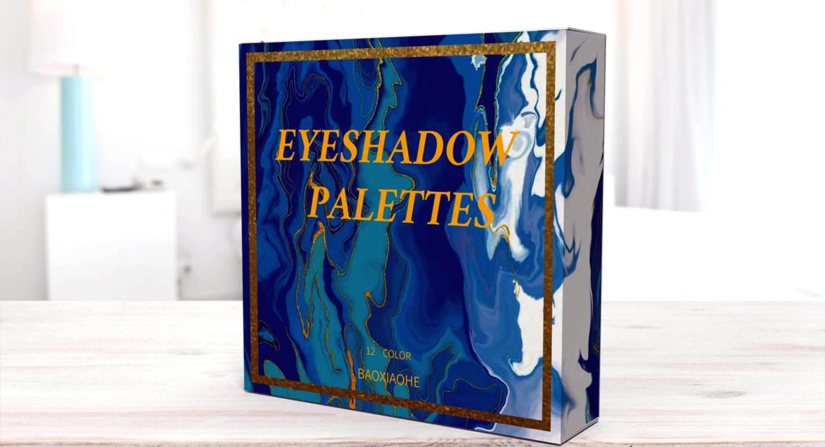 化妆品包装礼品盒详情图