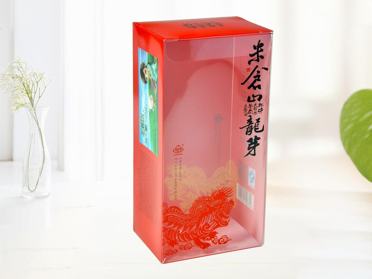 茶叶包装胶盒定制