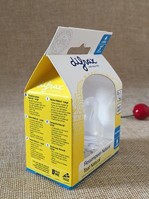 婴童产品包装盒