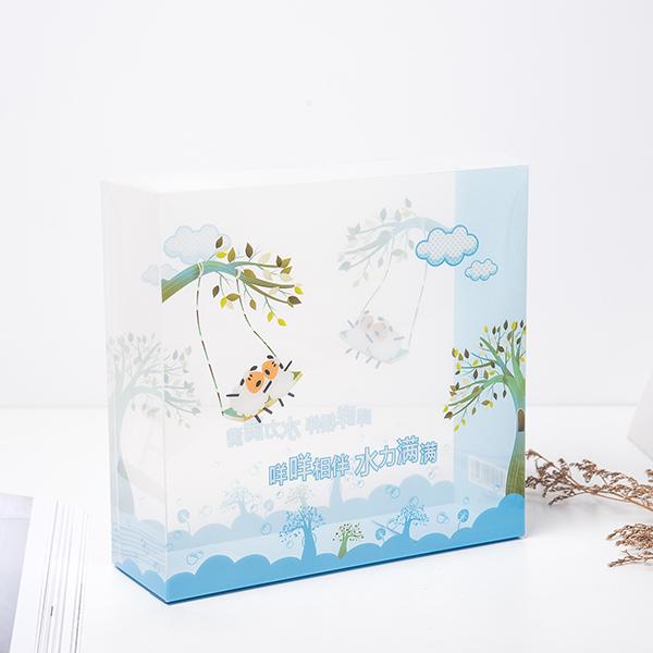 奶瓶产品包装胶盒