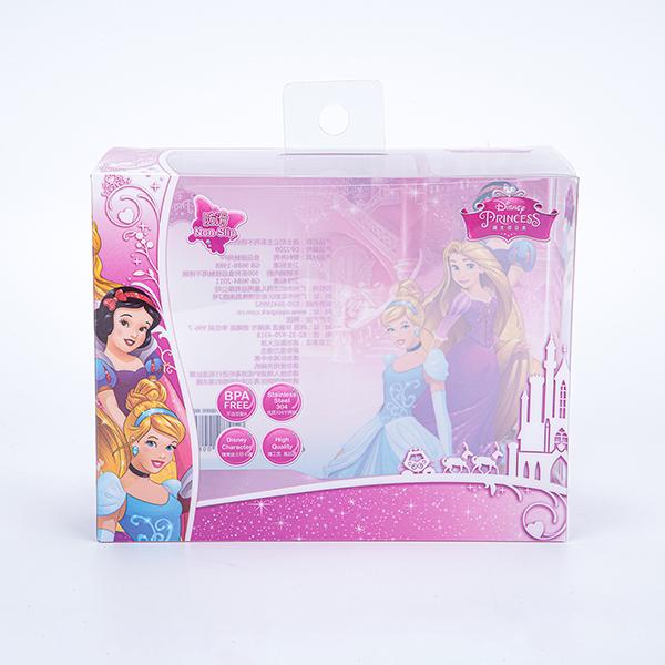 婴童玩具包装胶盒