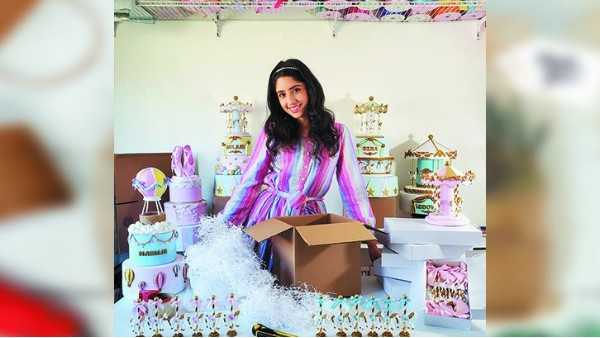 探访蛋糕厂家-斯迈丝糕点,包装如此甜美有创意