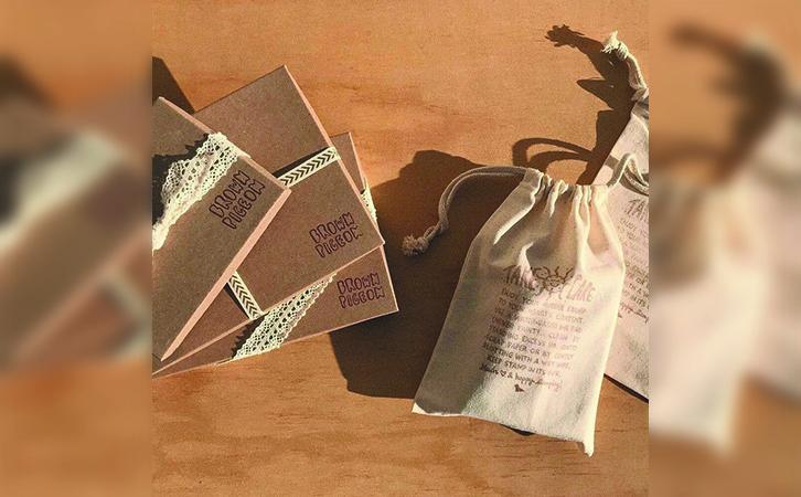 生态环保包装盒子
