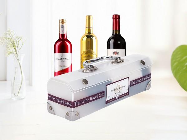 红酒包装胶盒