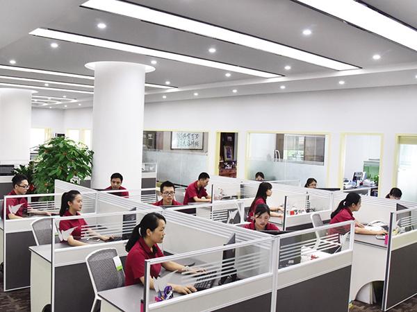 万利-办公环境