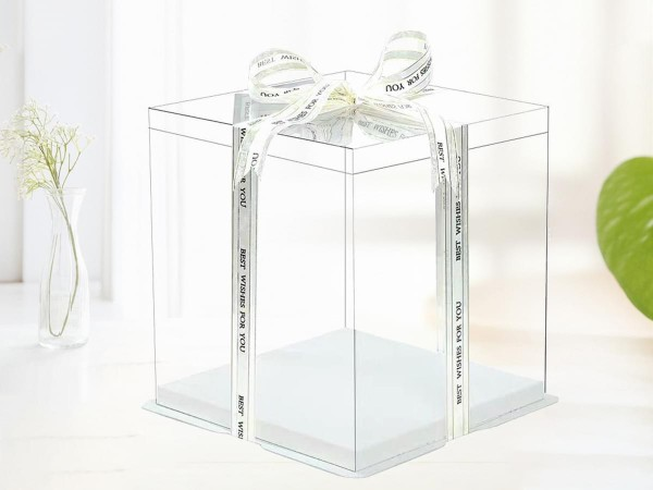 pet蛋糕胶盒定制