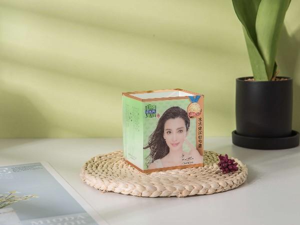 化妆品透明胶盒定制